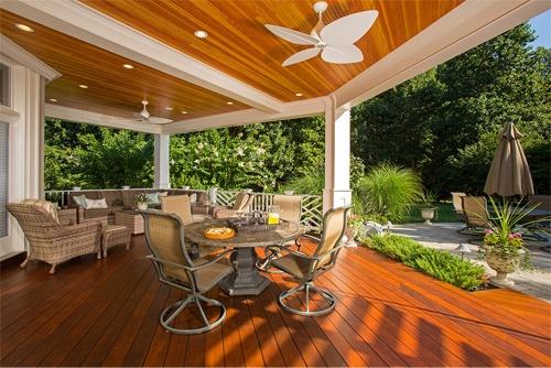 Decks, Patios, and Porches