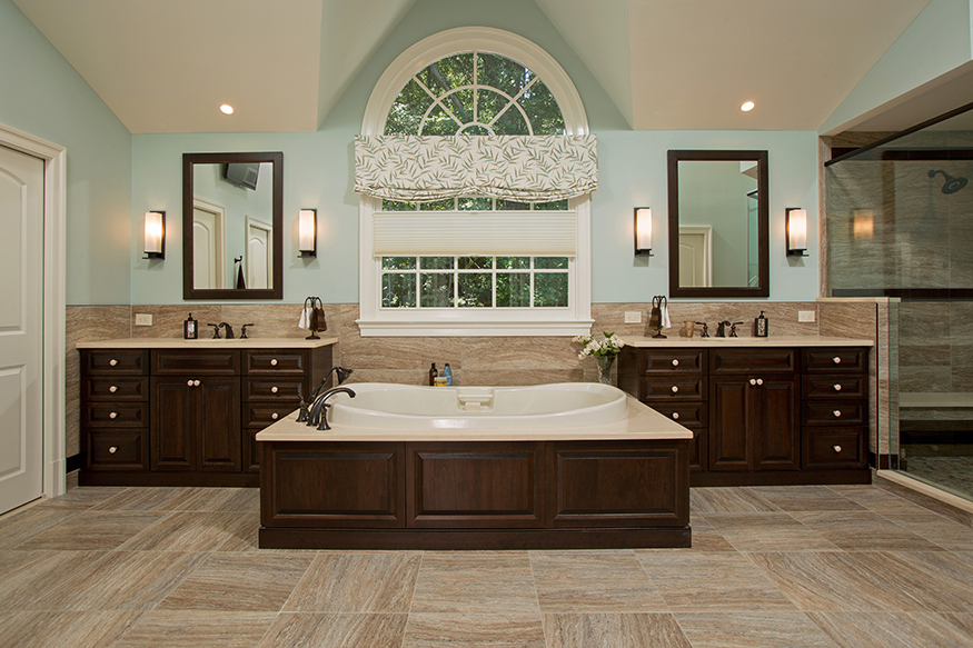 Complete Bathroom Remodel in Oakton, VA
