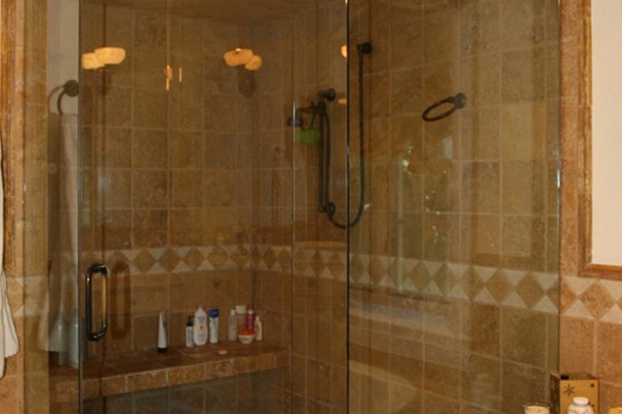 Custom Master Bath in McLean, VA