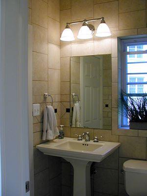 Pool House Bathroom Installation in Great Falls, VA