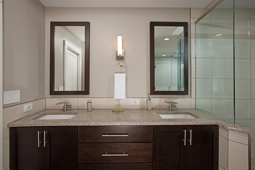 Remodeled Master Bath in Rockville, MA