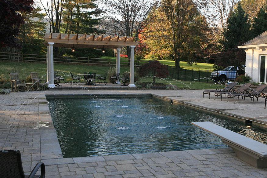 Country Club Patio Installation in Haymarket, VA