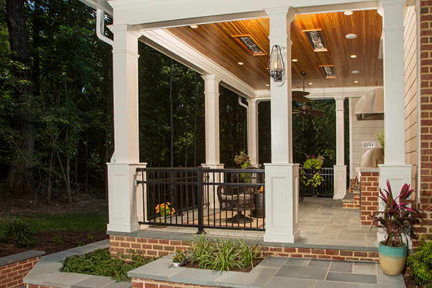 Custom Deck and Patio Remodeling in Oakton, VA