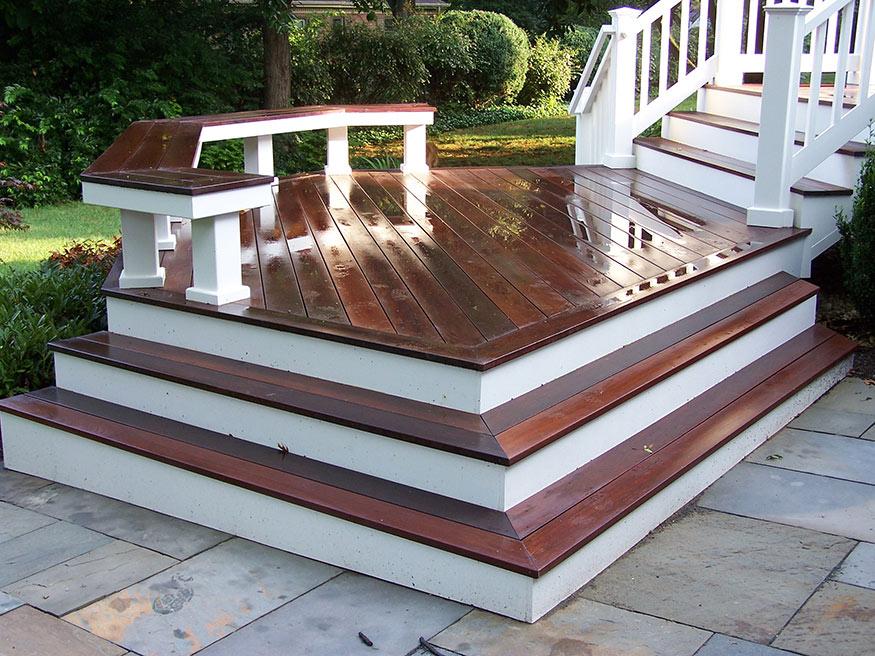 Custom IPA Deck in Alexandria, VA