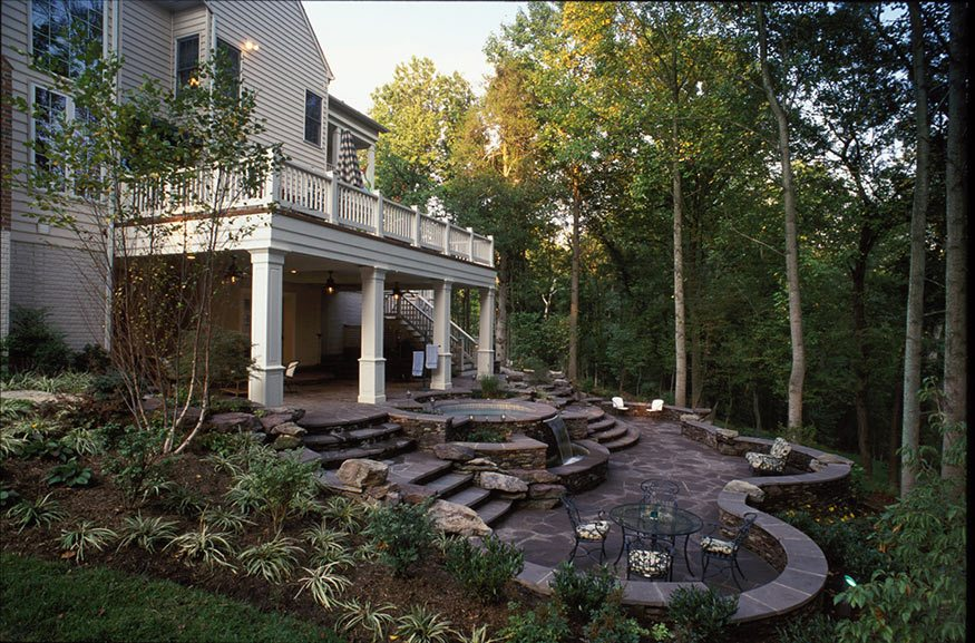 Deck And Exterior Remodeling In Vienna, VA By Berriz