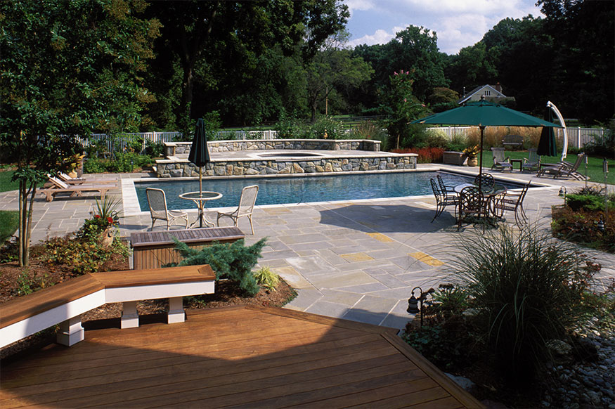 Luxury IPE Deck Installation in Great Falls, VA