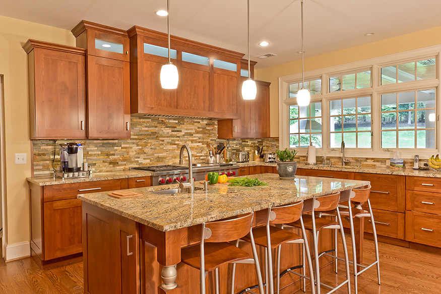 Complete Kitchen Remodel in Oakton, VA