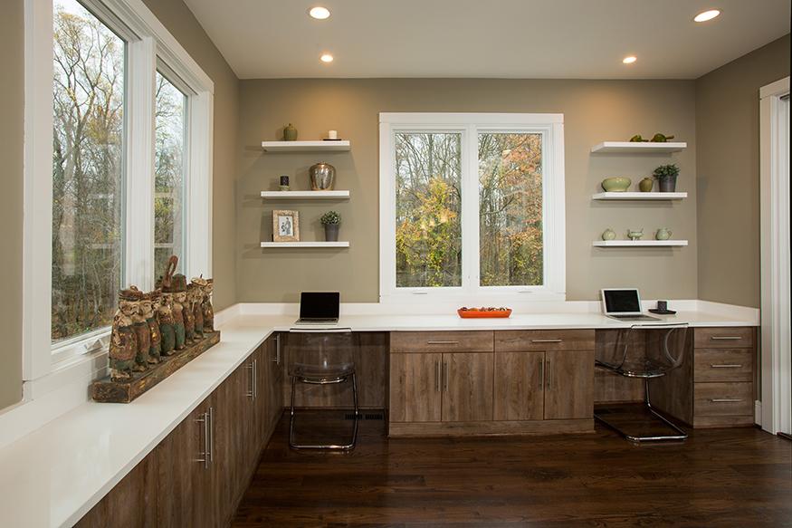 Custom Countertop and Cabinetry in McLean, VA