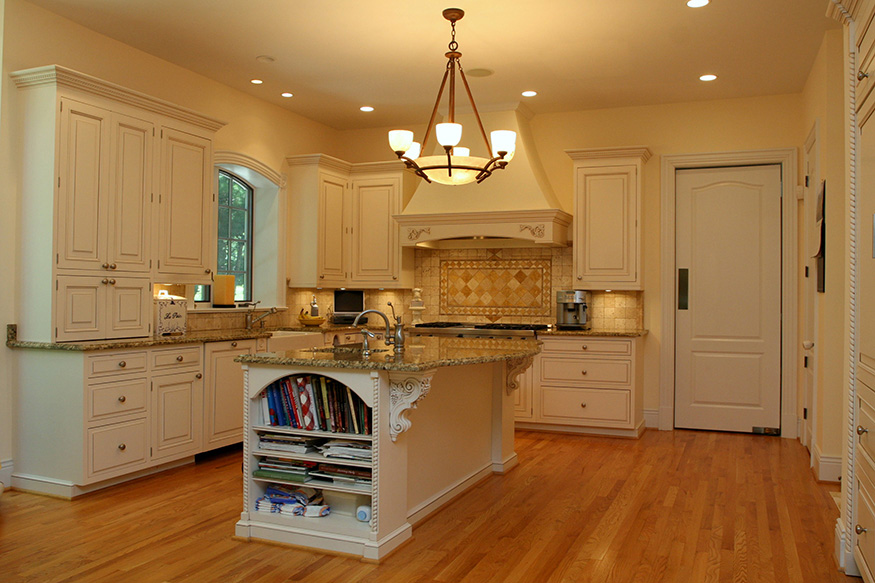 Kitchen Installation in McLean, VA