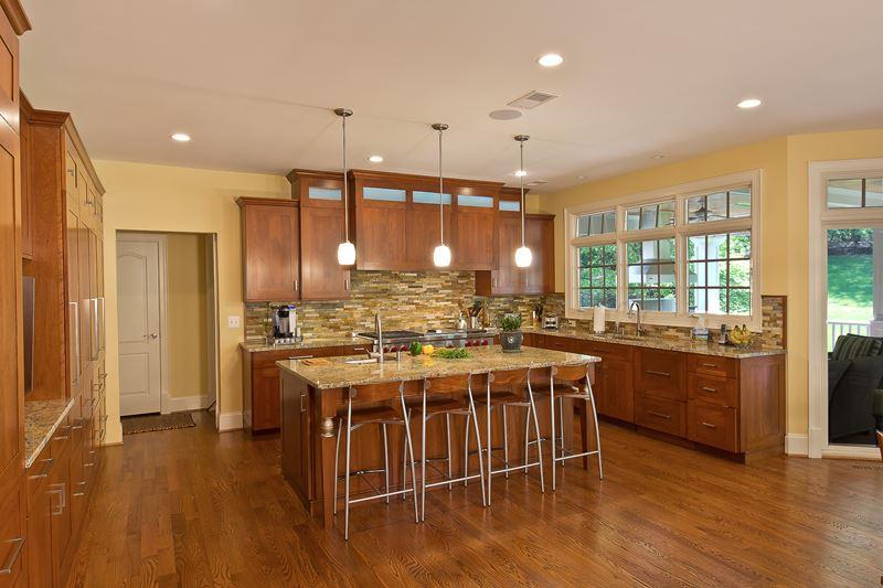 Kitchen Installation in McLean, VA