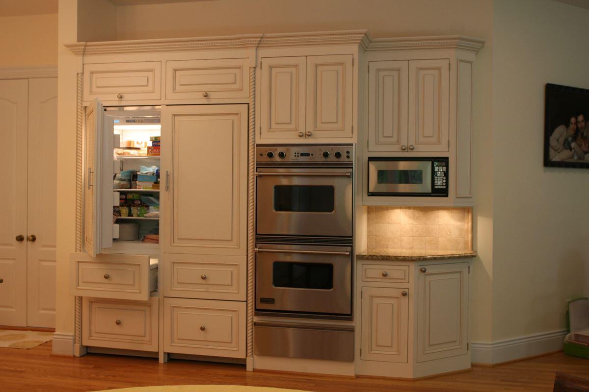 Kitchen Remodeling Custom Cabinetry in Oakton, VA