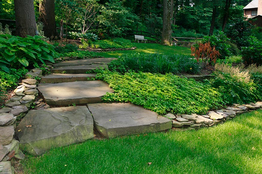 Custom Landscape Design in Falls Church, VA by Berriz Design Build Group