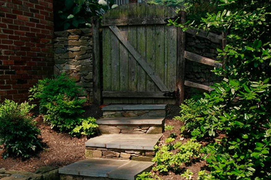 Custom Landscape Design in Falls Church, VA