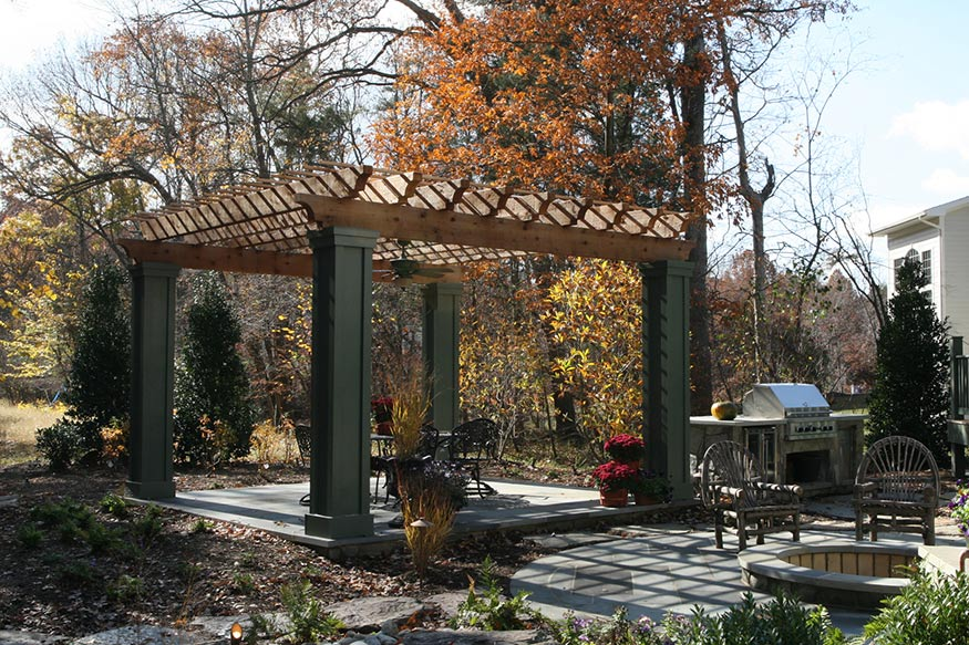 Custom Landscape Remodeling in Gainesville, VA