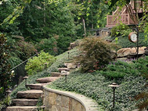 deluxe landscape design in oakton va
