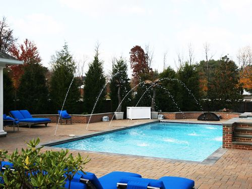 Swimming pools landscape design remodeling contractor for Swimming pools in the north east