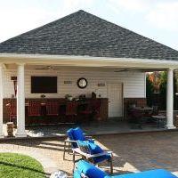 camberley east pool house