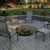 haymarket country club fire pit