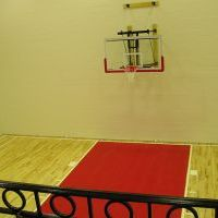 basketball court in oakton