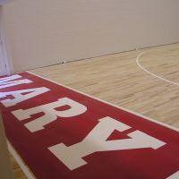 oakton basketball court
