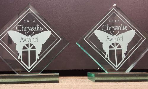 2016 crysalis awards