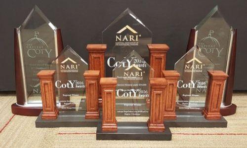 2016 coty awards