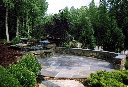 landscape design fairfax station