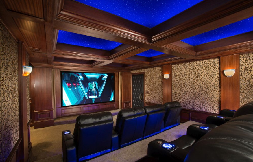 Northern Virginia Home Theaters